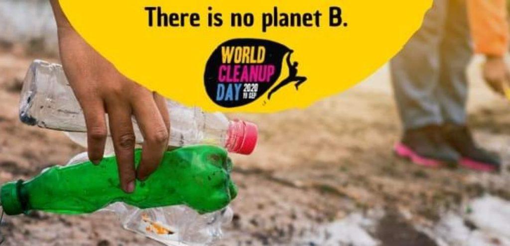 World Cleanup Day 2020, migliaia di volontari in campo per pulire il mondo dai rifiuti