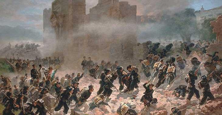 150 anni dalla Breccia di Porta Pia