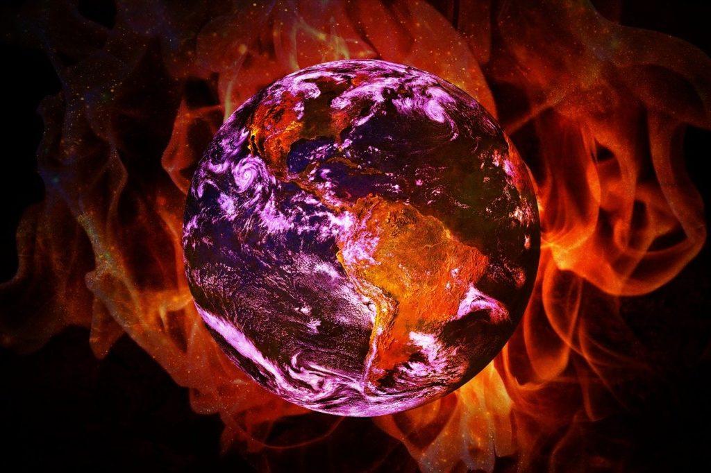 Incendi, tornadi, siccità: il coronavirus non ha fermato il cambiamento climatico