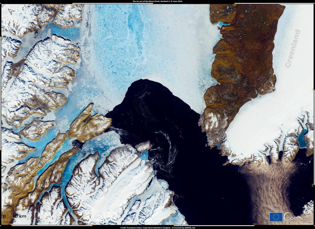 """Artico, a rischio l'ultimo baluardo di ghiacci: """"Potrebbe essere più vulnerabile di quanto immaginato"""""""