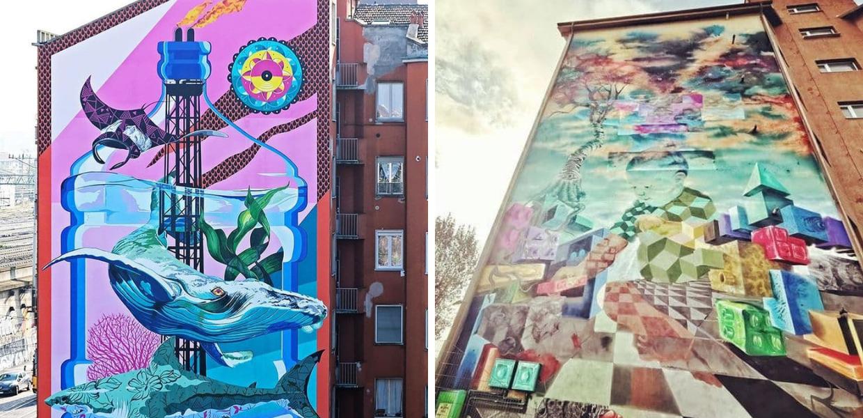 Murales Antismog Le Opere In Grado Di Combattere L Inquinamento Dove Trovare I Piu Belli
