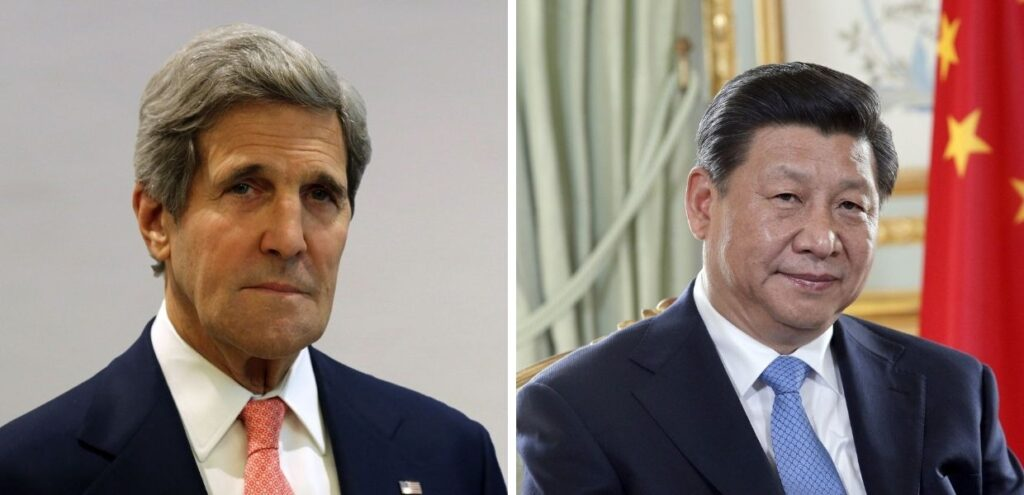 Prove di dialogo tra Usa e Cina. Kerry a Shanghai per discutere di cambiamenti climatici