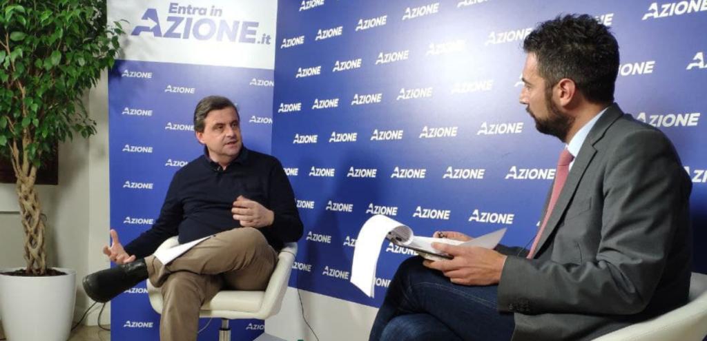 Il piano di AZIONE per Roma. Intervista esclusiva a Carlo Calenda