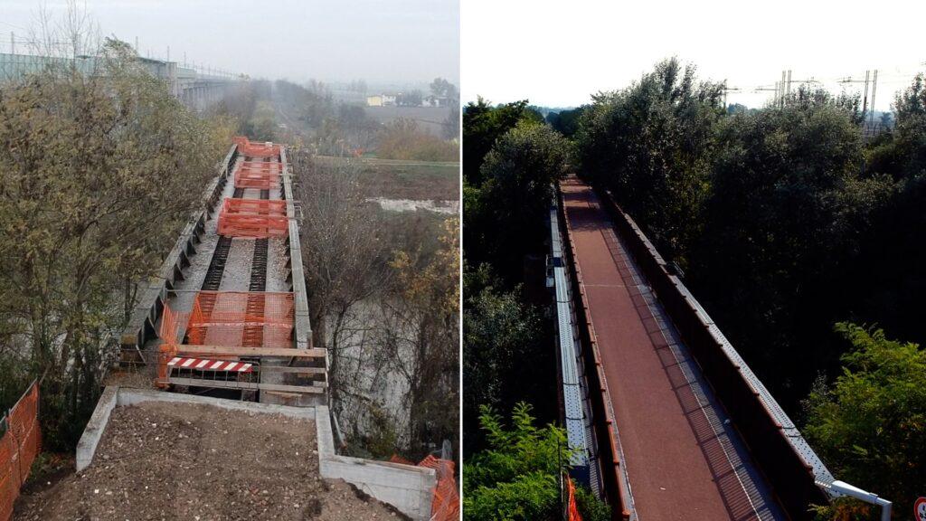 Inaugurata la Ciclovia del Sole: 46km sull'ex ferrovia Bologna-Verona VIDEO