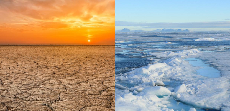Clima, allarme in Europa: record di temperature e pioggia
