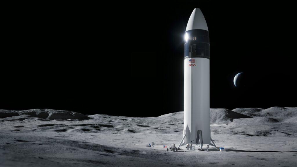 Spazio, la NASA ha scelto lo SpaceX di Elon Musk per il prossimo viaggio sulla luna
