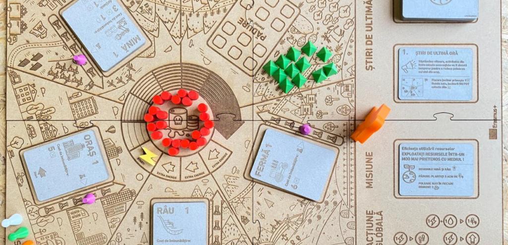 Ambiente, giochi da tavolo per lo sviluppo sostenibile: il progetto K2 Games