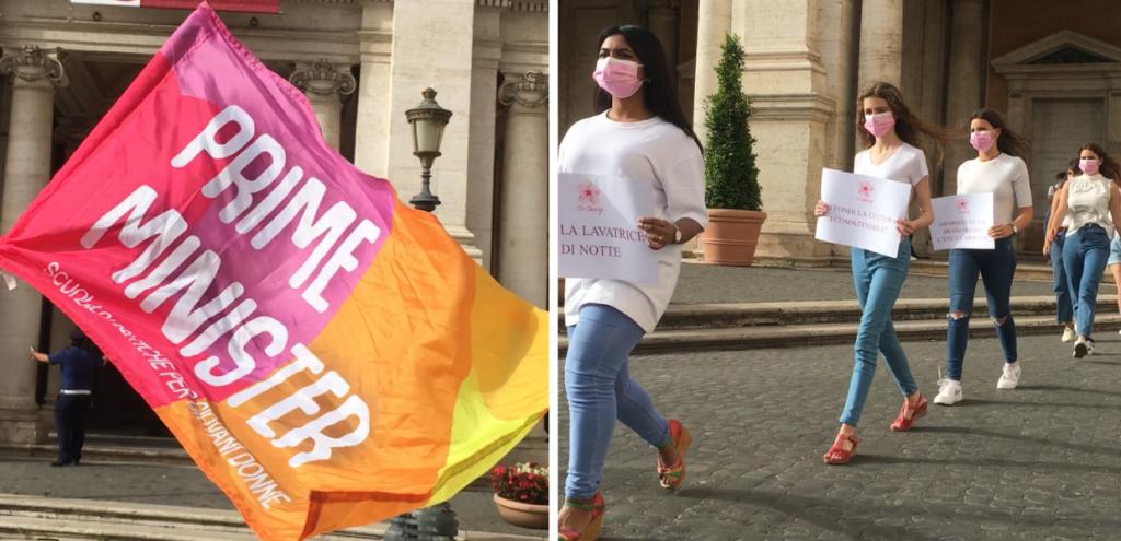 """Moda, """"Adotta il rosa"""": a Roma la sfilata dei brand ecosostenibili"""