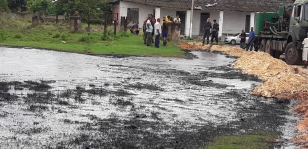 Cuba, incidente a Matanzas: sversati 28mila litri di petrolio