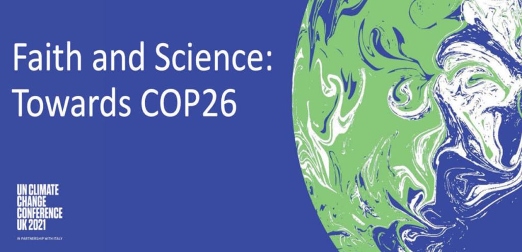 """Cop26, leader religiosi e scienziati insieme per il clima. Papa Francesco: """"Serve un'inversione di rotta"""""""