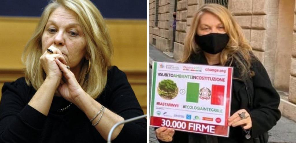 """Loredana De Petris a TeleAmbiente: """"Obiettivo ddl costituzionale entro fine legislatura. Il G7 doveva fare di più"""""""