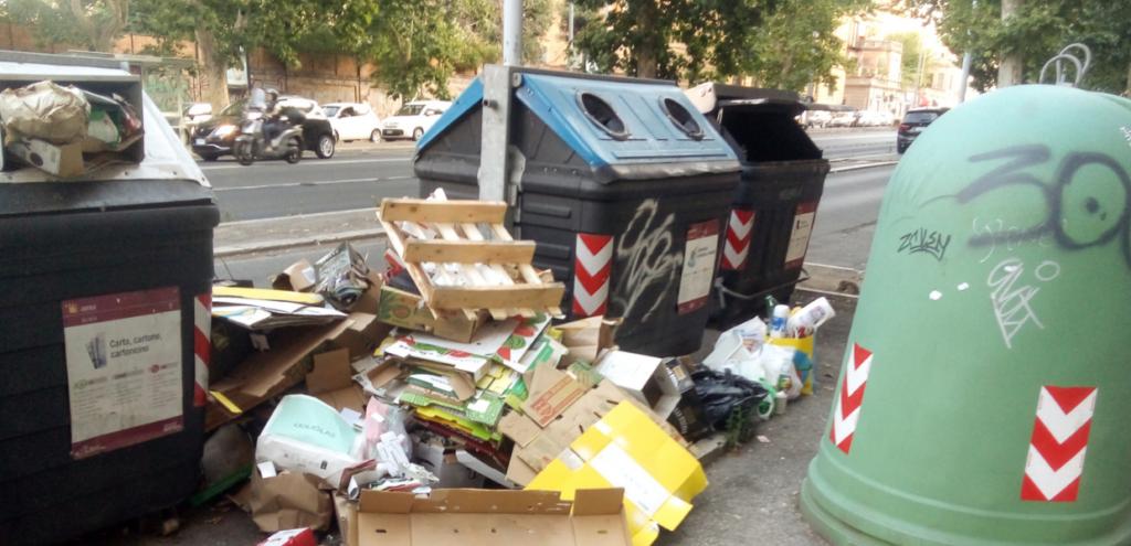 """Rifiuti, il MiTe media tra Regione Lazio e Comune di Roma: """"Agire al più presto"""""""
