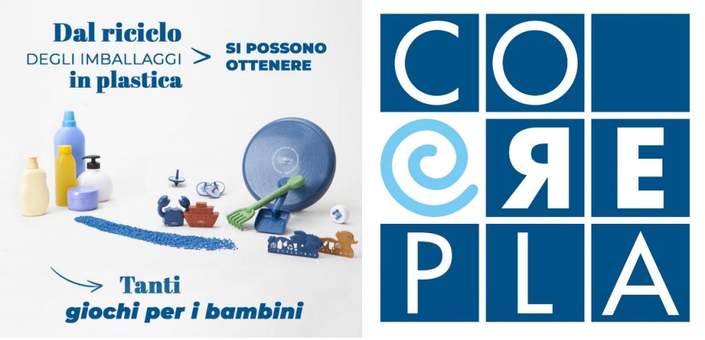 """""""In estate il riciclo non va in vacanza"""": arriva la campagna di Corepla sul riciclo della plastica"""