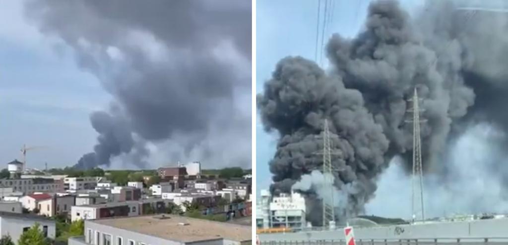 Germania, esplode un impianto chimico: un morto, 31 feriti e quattro dispersi. Rischio disastro ambientale