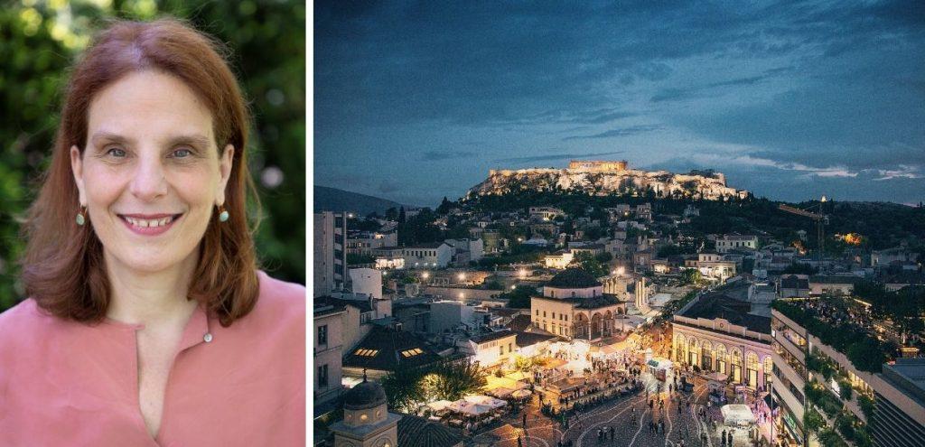 Cambiamenti Climatici, la Grecia nomina Eleni Myrivili 'Manager del Caldo'
