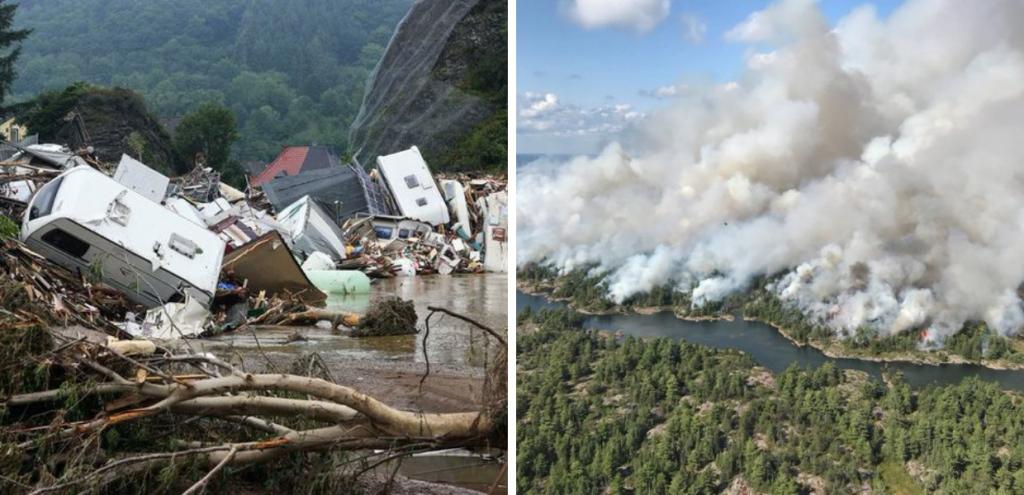 """Ipcc, il nuovo rapporto sul clima. Il monito: """"Il dramma già visibile con caldo record, incendi, alluvioni e siccità"""""""