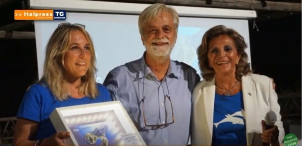"""A Salina il premio Marevivo """"Sole, Vento e Mare"""" – Tg Ambiente"""