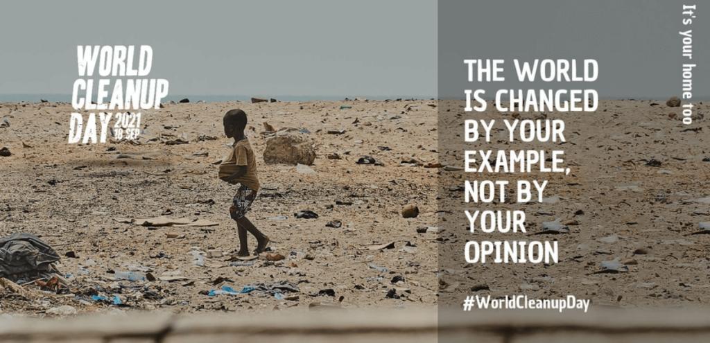 Rifiuti, torna il World Cleanup Day: due giorni a difesa dell'ambiente
