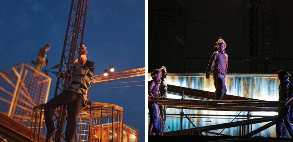 Climate of Change, il circus show dedicato al cambiamento climatico arriva per la prima volta in Italia