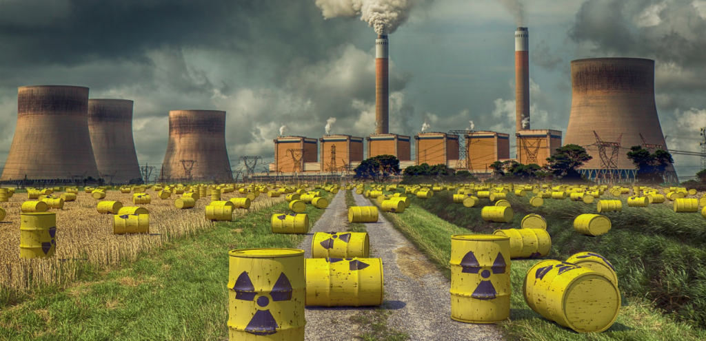 Nucleare, il problema delle scorie di cui nessuno parla mai