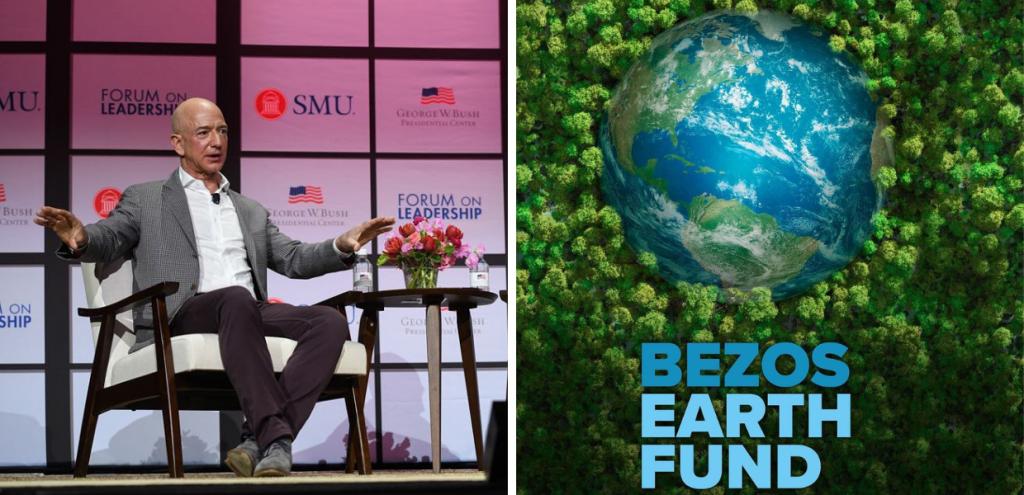 Jeff Bezos dona un miliardo di dollari per tutelare l'ambiente e le specie in via d'estinzione