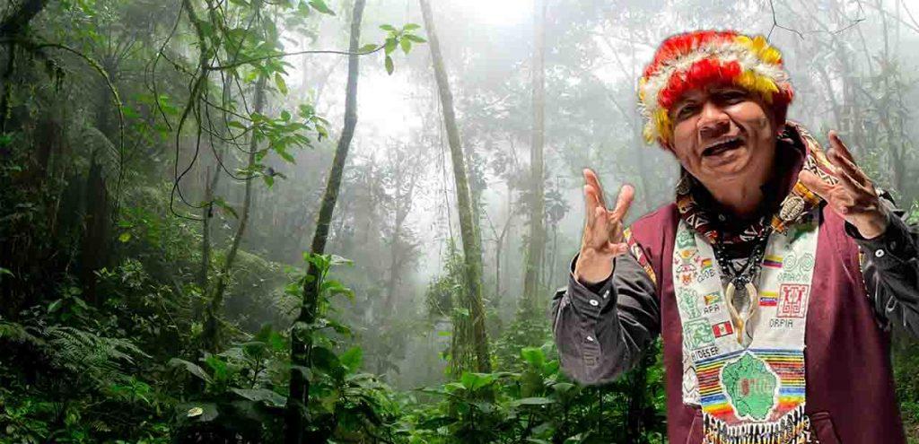 """Appello per l'Amazzonia, leader indigeno Mirabal: """"siamo a rischio apocalisse"""""""