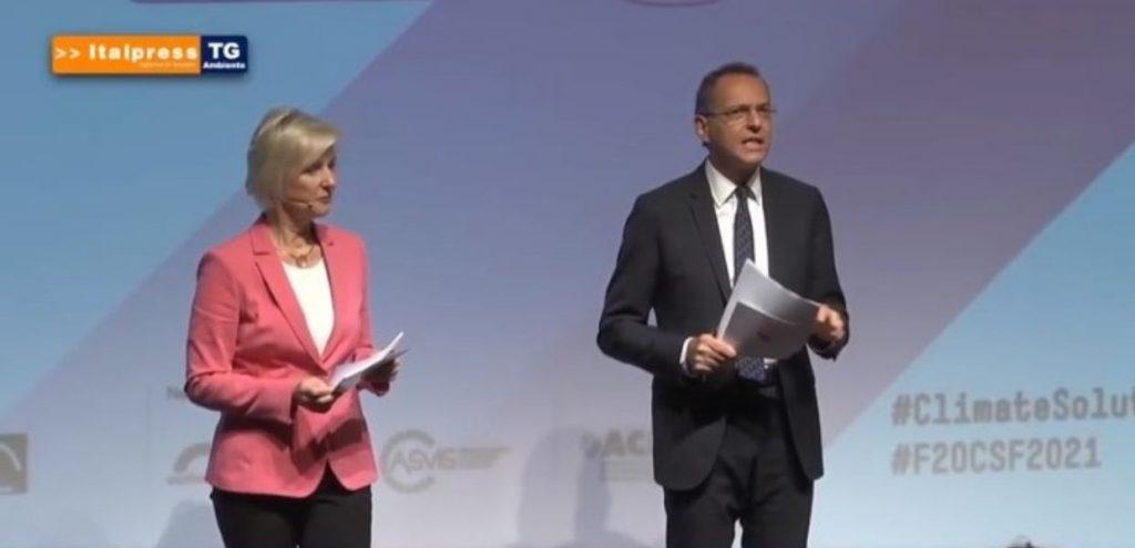 F20 Climate Solutions Forum, a Milano l'edizione 2021 – Tg Ambiente