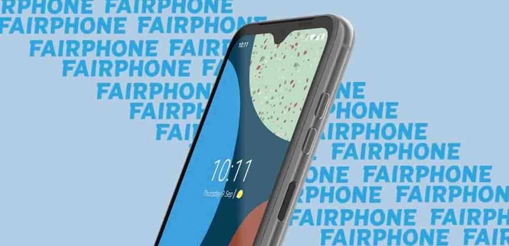 Fairphone 4, lo smartphone amico dell'ambiente