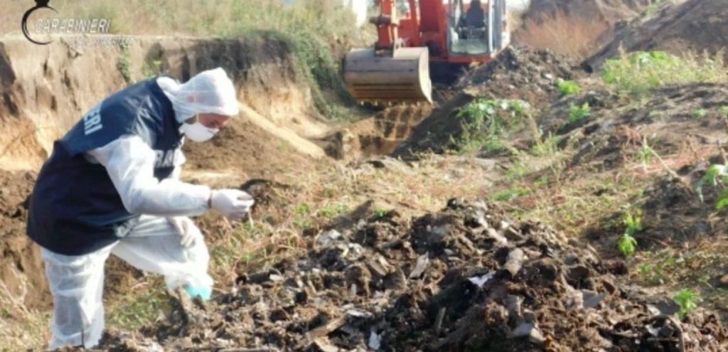 Traffico illecito di rifiuti tra Calabria ed Emilia Romagna, 29 misure cautelari e 5 sequestri
