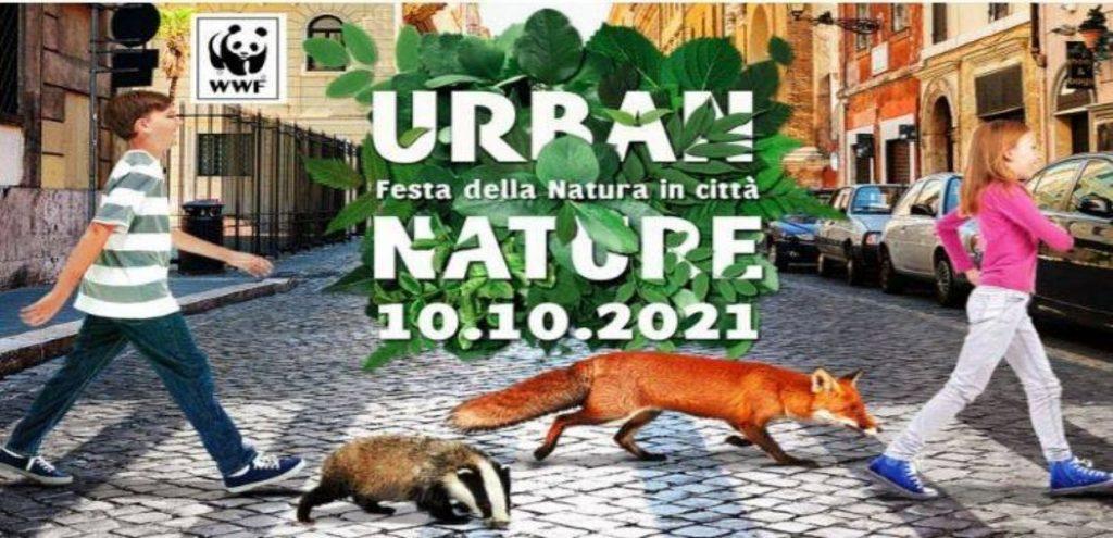 Urban Nature 2021, WWF e Carabinieri della Biodiversità insieme per promuovere gli incontri di natura in città