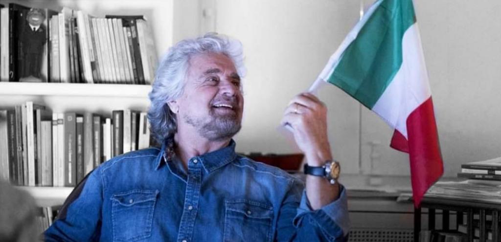 """Green Pass, Grillo: """"Lo Stato paghi per i tamponi ai lavoratori"""""""
