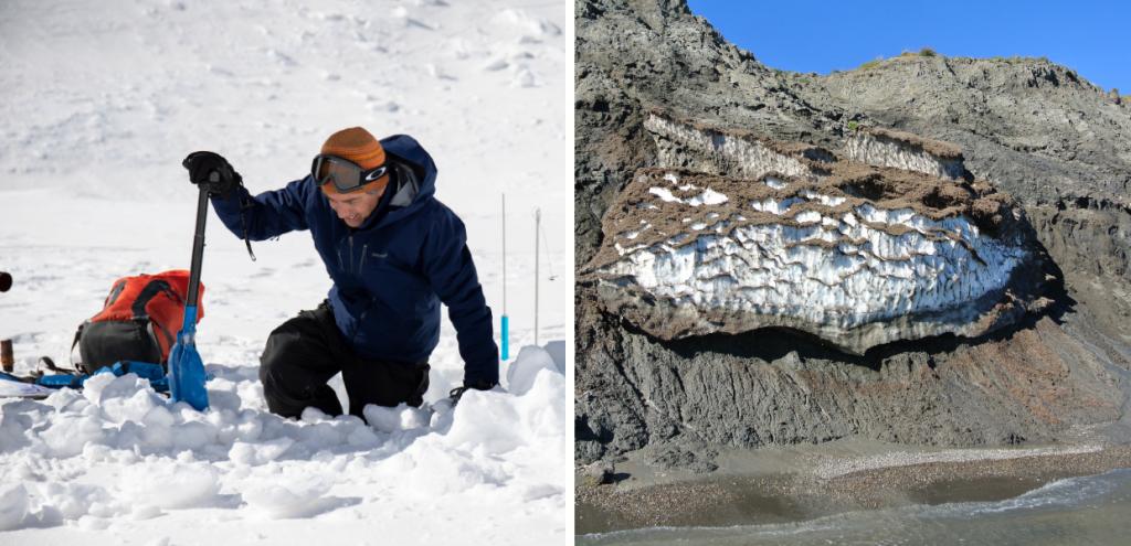"""Permafrost, il prof. Michele Freppaz a TeleAmbiente: """"Ecco quali sono gli effetti del suo scongelamento"""""""