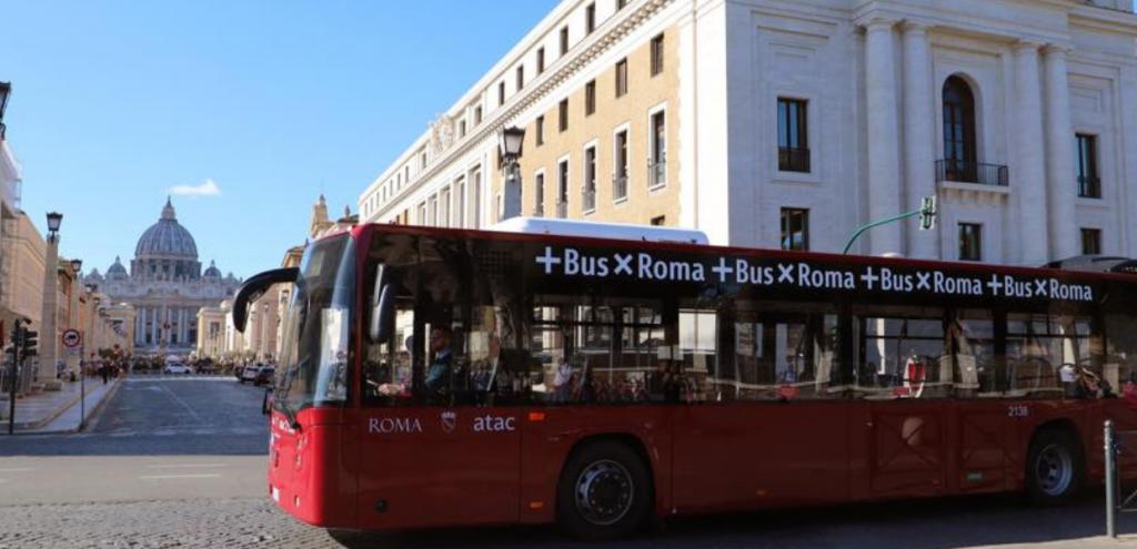 Roma, rincari per bus e metro dal 2023