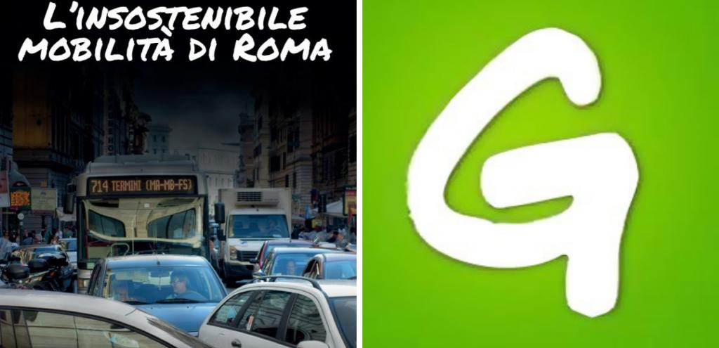 """Roma, l'allarme di Greenpeace sulla mobilità: """"Insostenibile, mezzi inadeguati per 1,7 milioni di cittadini"""""""